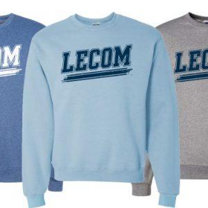 Lecom Crew Sweatshirts-2