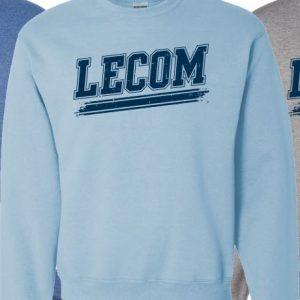 Lecom Crew Sweatshirts2