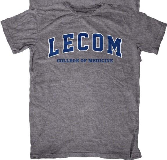T-shirts College of Medicine-grey
