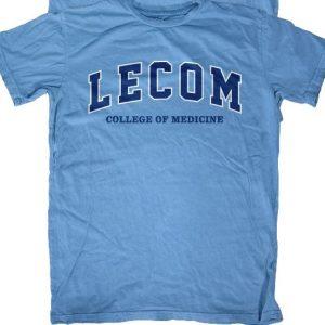 T-shirts College of Medicine-lt blue