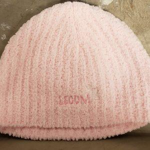 beanie hat-pink