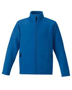 fleece jacket full zip-royal-88190